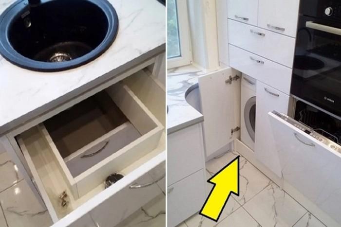 Как с комфортом обустроить маленькую кухню в «хрущевке»