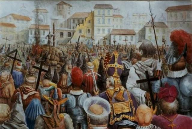 Инквизиция казнила Джордано Бруно: ученый успел предсказать наше будущее