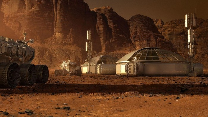 7 советских миссии на Марс: как это было