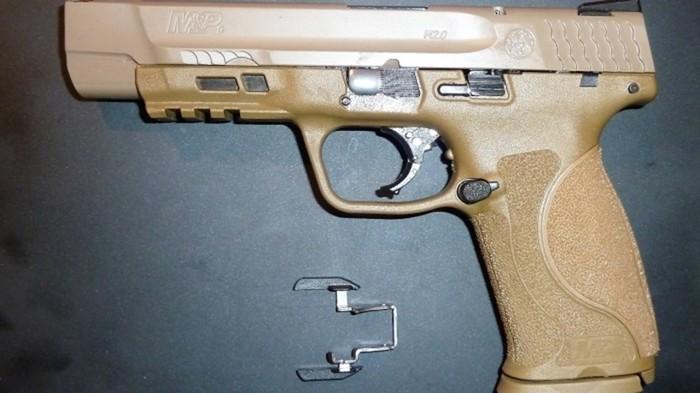 Лучшие пистолеты калибра 9 мм, по мнению американских оружейников