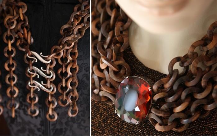 Яркие и удивительные работы от ювелира дизайнера из Южной Африки