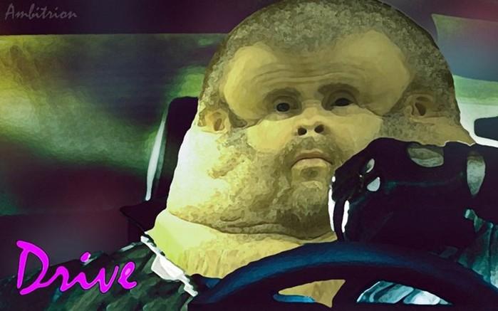 Грэм, способный выжить в любой автокатастрофе