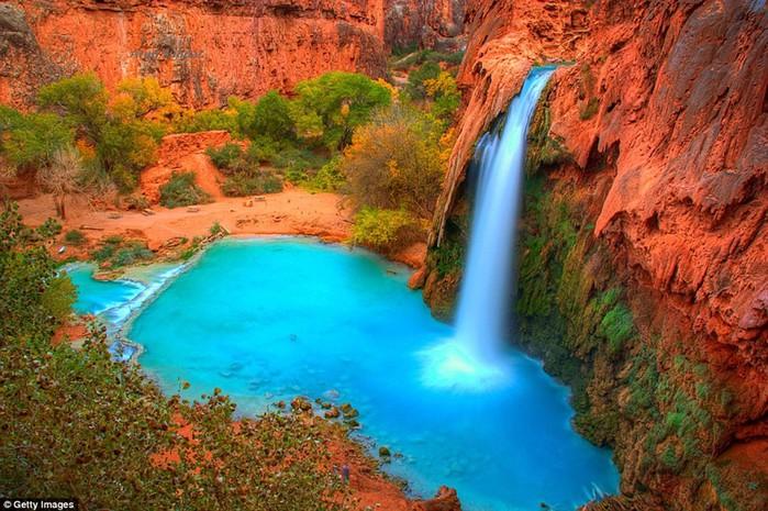 Топ 10 красивых мест планеты, которые еще не испортили толпы туристов