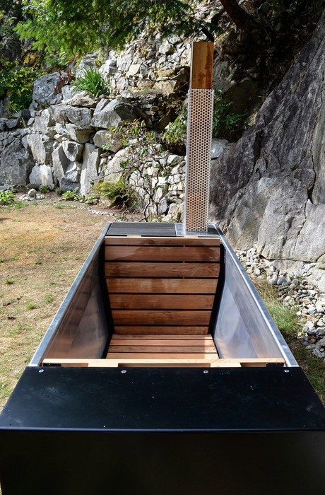 Ванна на свежем воздухе за $4450