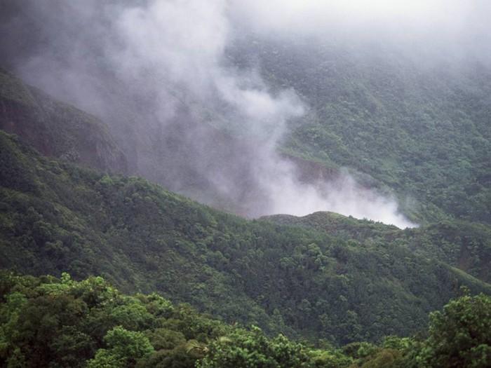10 активных вулканов открытых для посещения