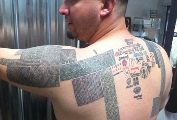 Как выглядит татуировка хакеров в тюрьме?