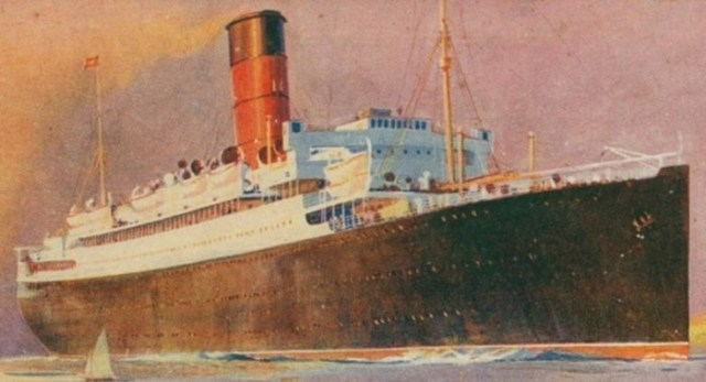 Самые крупные кораблекрушения в истории