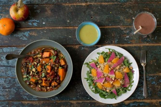 Осенняя диета: как перезапустить метаболизм за 9 дней
