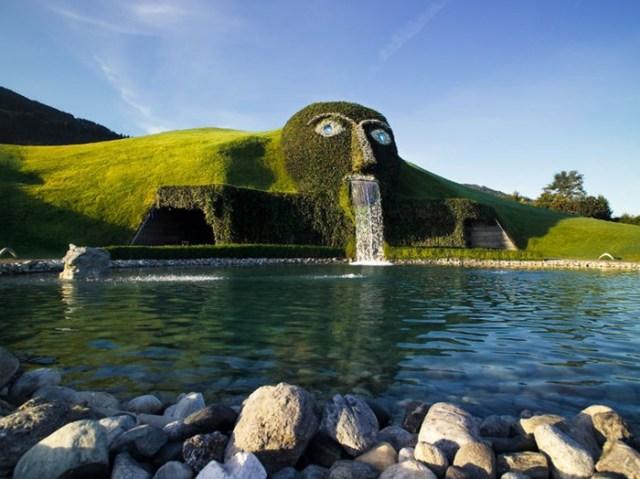 Самые красивые и необычные фонтаны мира