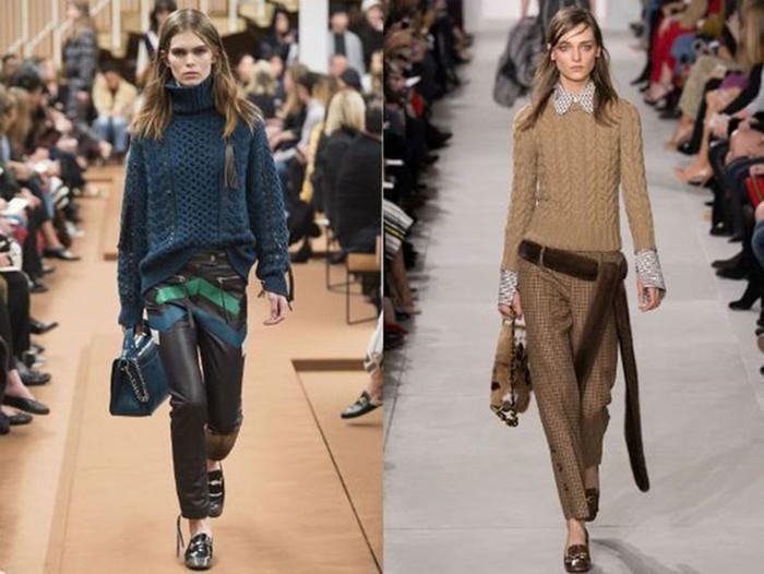 Модный свитер: 10 стильных трендов осенне зимнего сезона