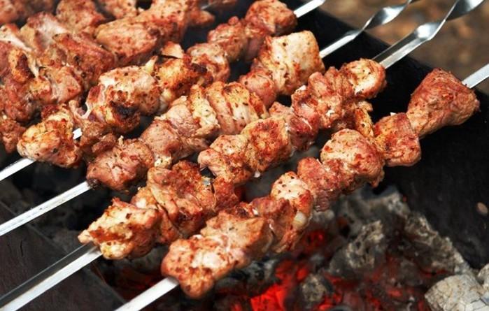 Шашлык «Косичка»: интересный рецепт на майские праздники