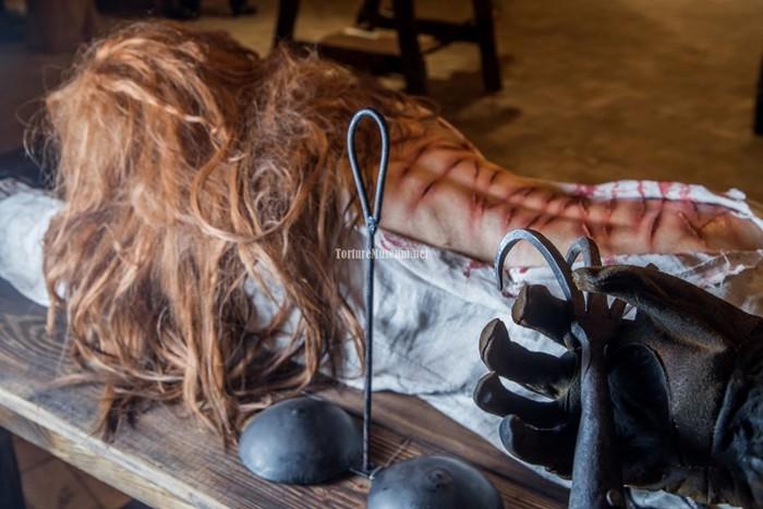 Самые мерзкие и отвратительные пытки всех времён