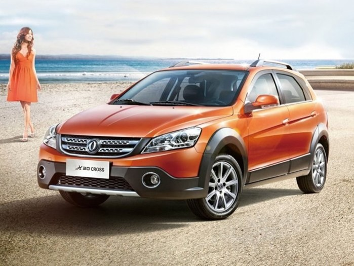 Топ 5: Самые популярные в России китайские автомобили