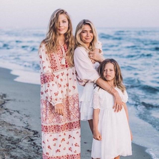 15знаменитых мам, которые выглядят ровесницами своих детей