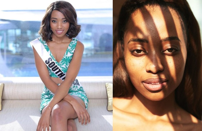 Как выглядят участницы «Мисс Вселенная» без макияжа