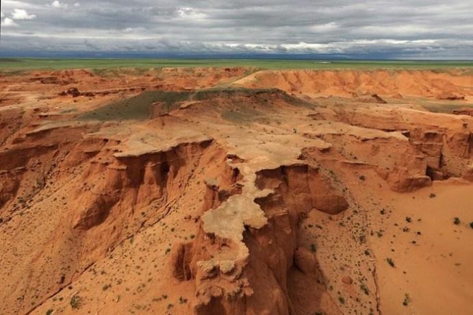 На родине динозавров, или Не совсем пустыня Гоби