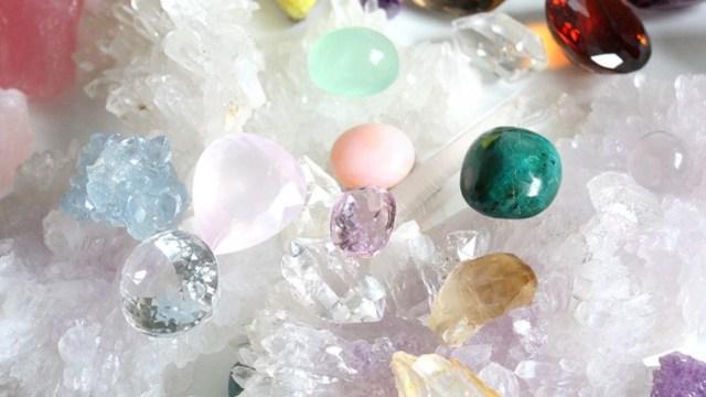 Почему камни такие разные?