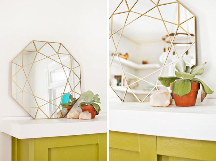 7 идей рамы для зеркала своими руками