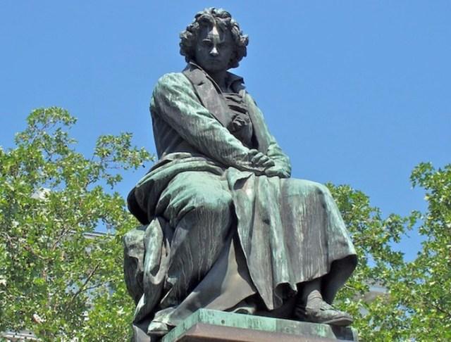 Несколько интересных фактов о жизни Бетховена