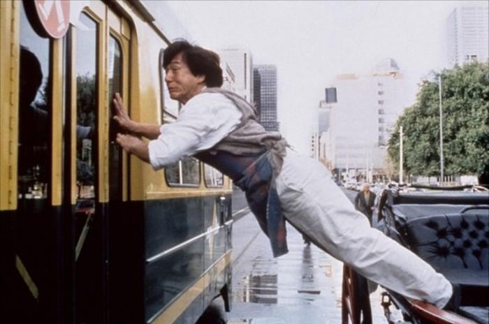 Джеки Чан: тернистый путь к славе