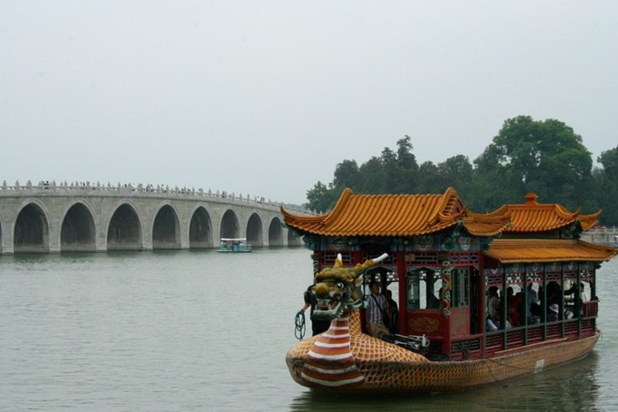 Ихэюань— летний императорский дворец