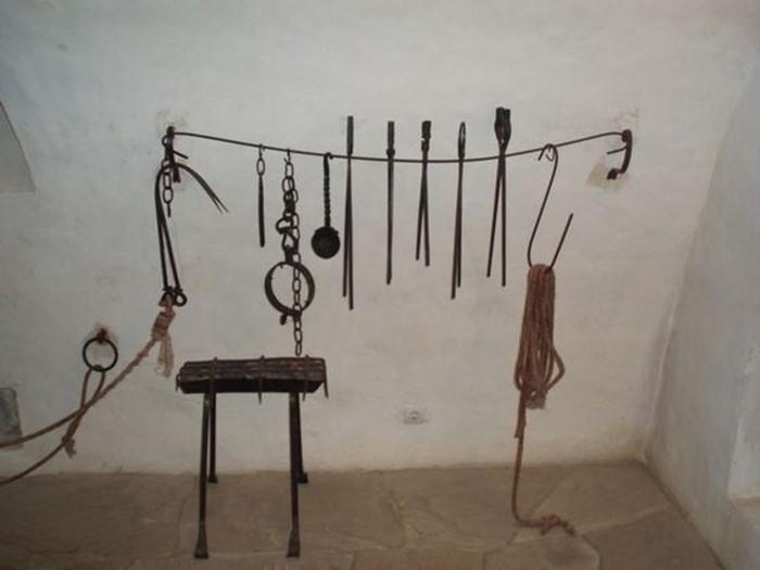 Самые страшные пытки в мире