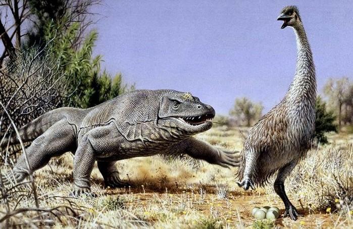 10 вымерших существ, которых ученые могут вернуть к жизни