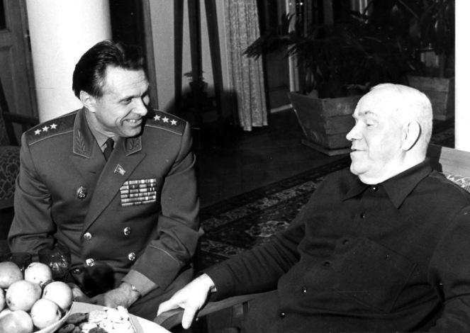 Как маршал Жуков боролся с бандитами в Одессе в 1946 году