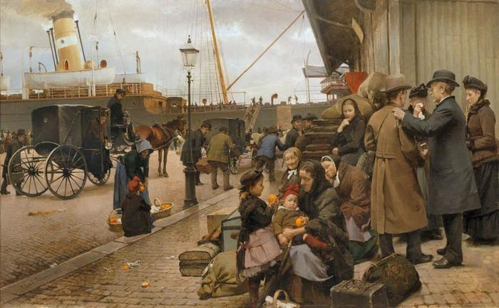 Волны эмиграции: кто и как уезжал из России. Русская религиозная эмиграция