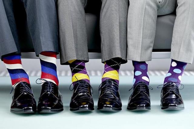 Умеете ли вы выбирать носки?