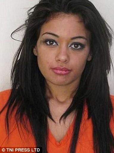Очень красивые преступницы, которые могли бы работать моделями