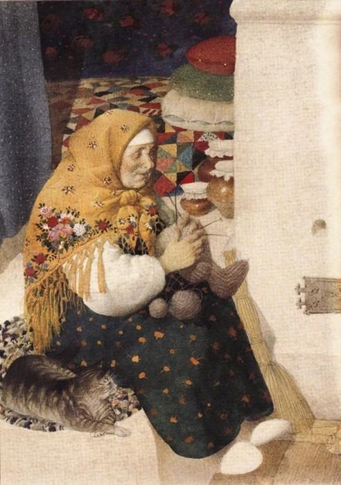 Любопытные факты из истории русской печи