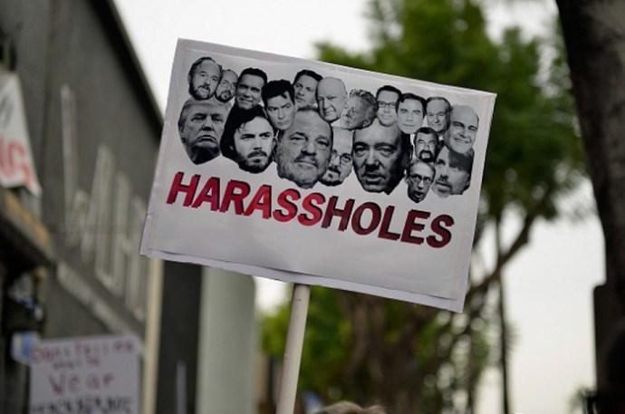 Самые громкие скандалы 2017 года