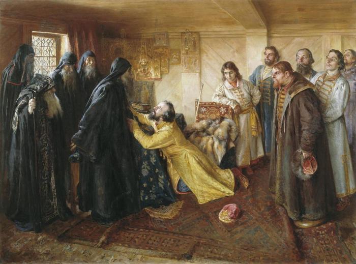 Почему Ивана Грозного считали тираном