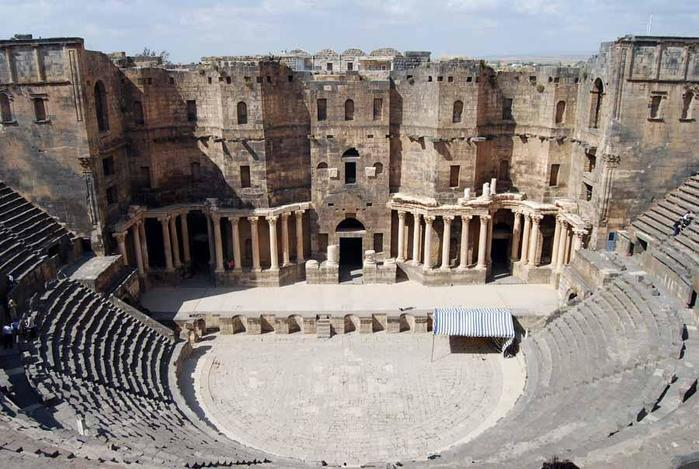 Интересные факты про Сирию