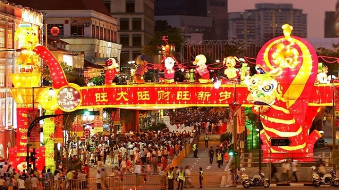 Новый год в Китае— незабываемый праздник!