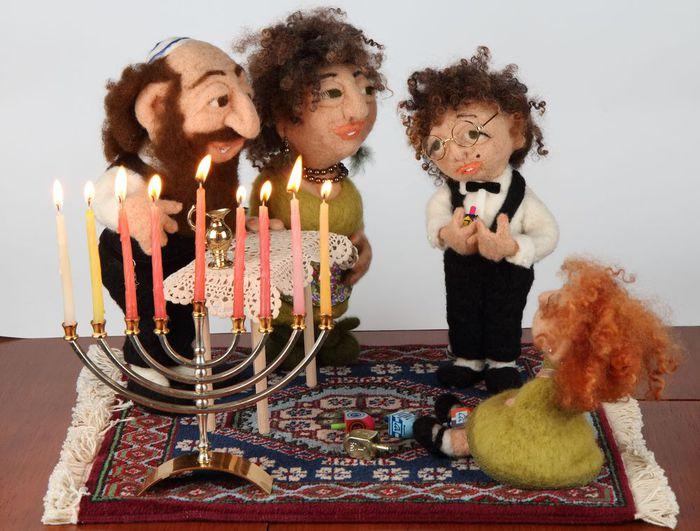 Главные отличия еврейской мамы от русской
