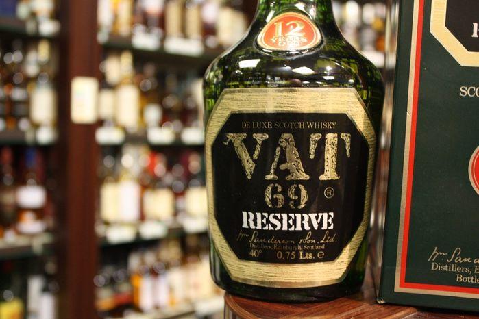 История брендов VAT 69 и White Horse
