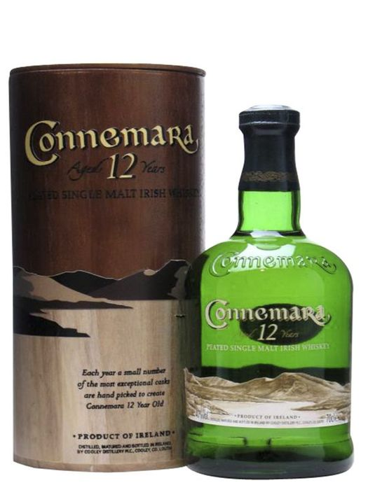 Ирландский виски Коннемара (Connemara)   молодой и очень популярный