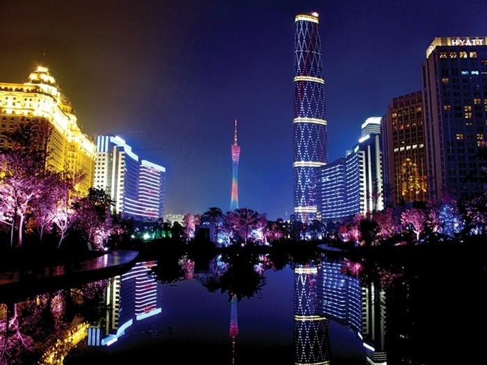 Места, которые необходимо посетить в Гуанчжоу
