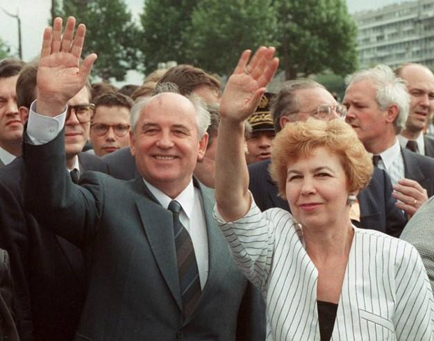 Каким было истинное лицо Раисы Горбачевой