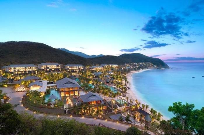 Места пляжного отдыха на острове Хайнань