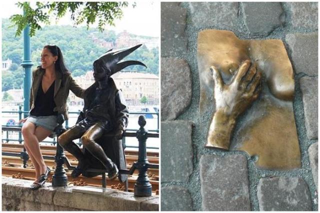 Памятники, которые приносят удачу
