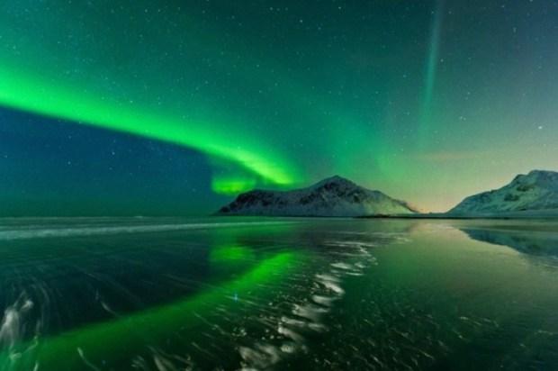 Красота Лофотенских островов: фотографии