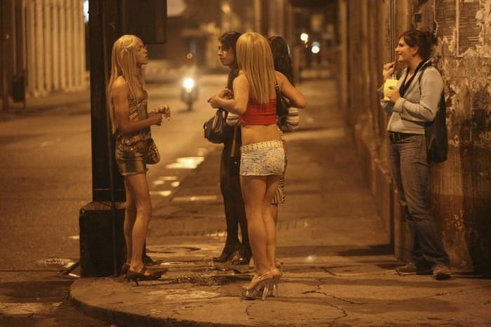 В каких странах Европы разрешена проституция? Легализация «древнейшей профессии»
