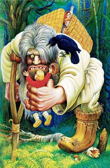 Самые страшные существа славянской мифологии: 10 жутких монстров