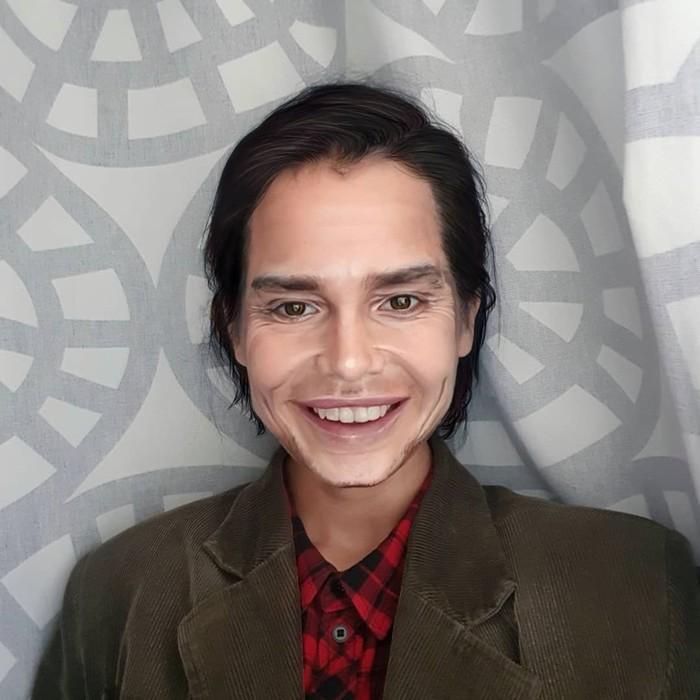 Студентка из Сибири превращается в кого угодно! Мастерство макияжа