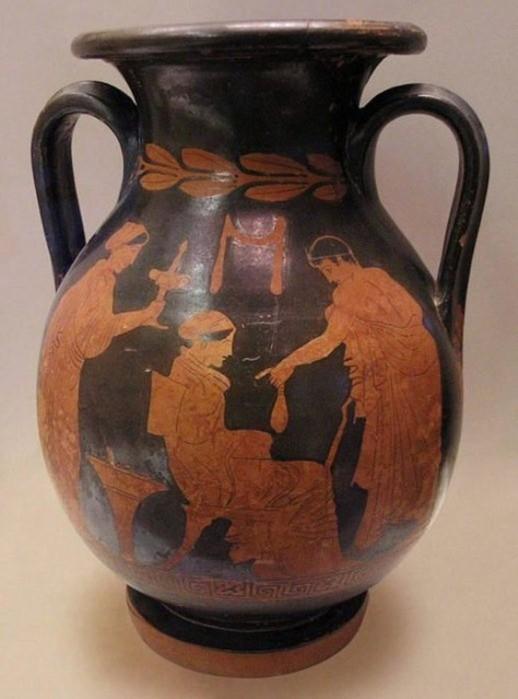 Как завлекали клиентов античные путаны: история проституции Древней Греции