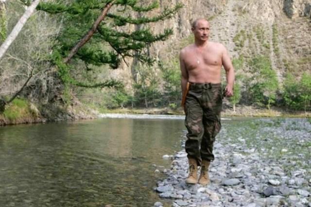Путин знает географию, поэтому имеет «аномальный» успех