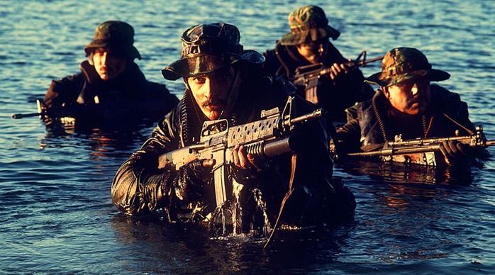 Морские котики: спецназ, которого боятся